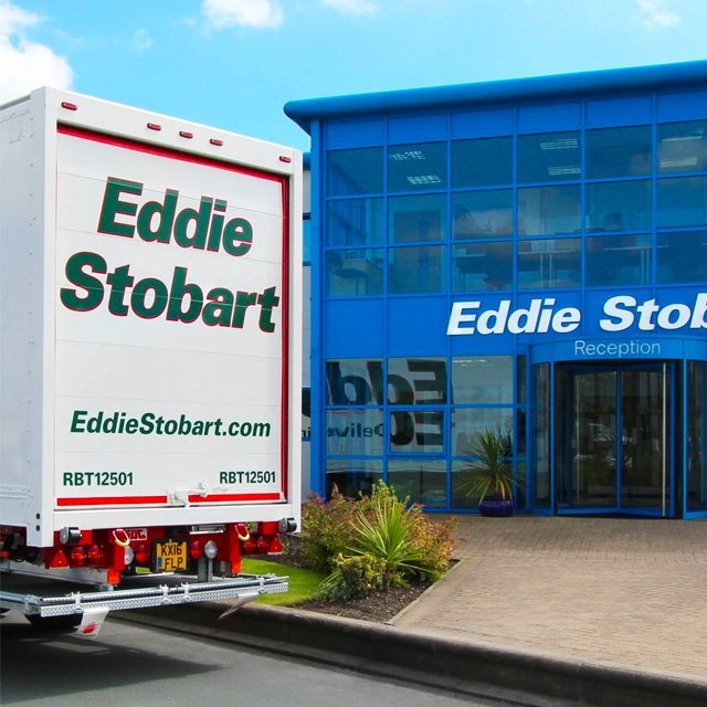 Eddie Stobart - a forward thinking end-to-end logistics business